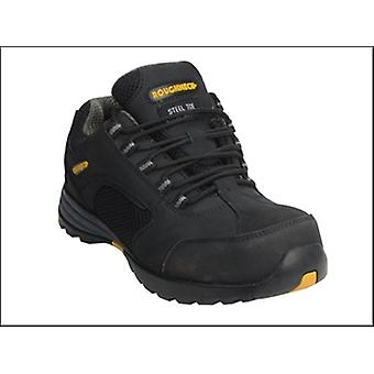 Roughneck Clothing Stealth Trainers Composite Midsole UK 6 Euro 39