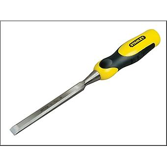 Stanley Tools Dynagrip Bevel Edge Chisel with Strike Cap 10mm (3/8in)