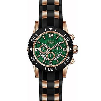 Invicta  Pro Diver 23712  Polyurethane, Stainless Steel Chronograph  Watch