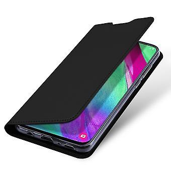 DUX DUCIS Pro Series pouch Samsung Galaxy A40-Black
