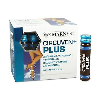 Marny's Circuven Plus 20 ampoules (Vitamins & supplements , Multinutrients , Amino acids)