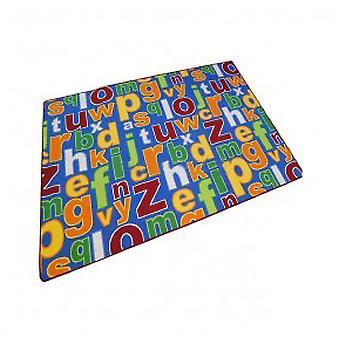 Rugs -Alphabet - Large