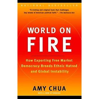 World on Fire - How Exporting Free Market Democracy Breeds Ethnic Hatr