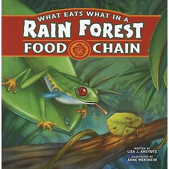 What Eats What in a Rain Forest Food Chain by Lisa J Amstutz - Anne W
