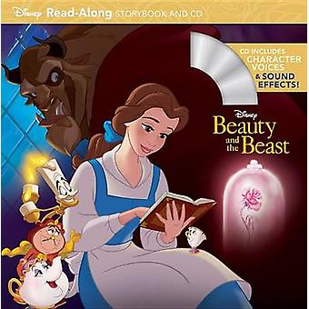 Beauty and the Beast Read-Along Storybook and CD by Disney Book Group