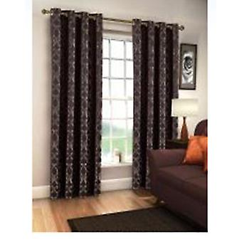 Comfort Collection Eyelet Curtain - Club