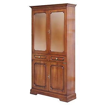 Classic Showcase High 4 Doors 2 drawers