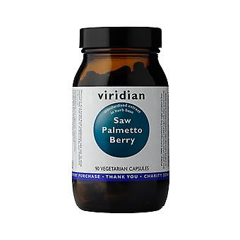Viridian Saw Palmetto Berry Extract , 90 Veg Caps