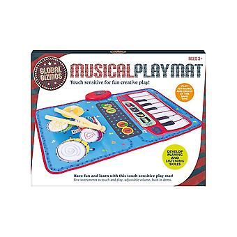 Global Gizmos Musical Play Mat #50770
