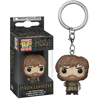 Game of Thrones Tyrion Lannister lomme pop, Nøglering