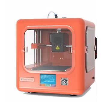 Easythreed mickey orange/white mini desktop assembled 3d printer support wifi/app control