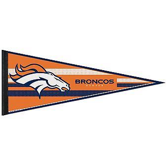 Wincraft NFL Felt Pennant 75x30cm - Denver Broncos