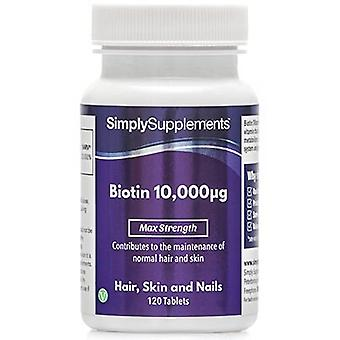 Biotin-10000mcg
