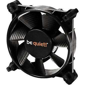 PC fan BeQuiet BL061 Black (W x H x D) 92 x 92 x 25 mm