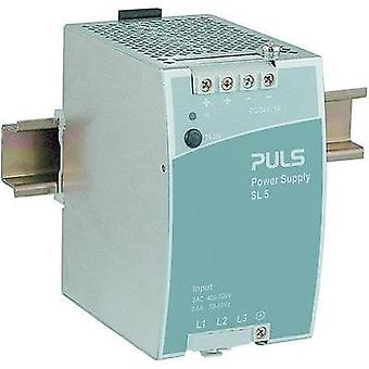 PULS SilverLine SL5.300 DIN Rail Power Supply 24Vdc 5A 120W, 3-Phase