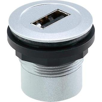 Schlegel RRJ_USB_AA Socket, build-in