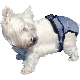 PoochPants Reusable Dog Diaper-Medium-15 To 32lbs PPME01