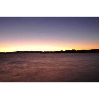 日没を水私ローガンでポスター印刷・ トーマス