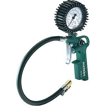 1/4 (6.3 mm) 10 bar Metabo RF 60 G Calibrated to: Manufacturer standards