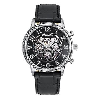 Ingersoll men's watch wristwatch automatic tipico IN7218BK