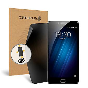 Celicious Privacy Plus Meizu M3 Max 4-Way Visual Black Out Screen Protector