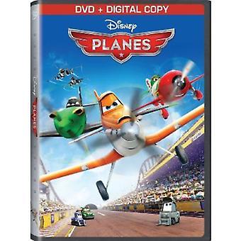 Planes [DVD] USA import