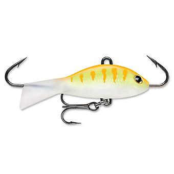 Rapala Jigging Shad Rap 02 Fishing Lure - Orange Tiger UV