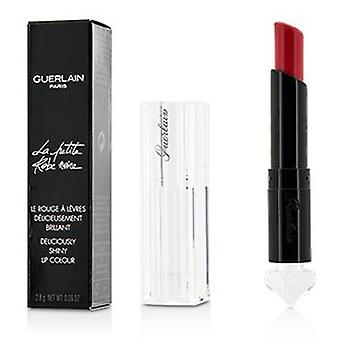 Guerlain La Petite Robe Noire Deliciously Shiny Lip Colour - #021 Red Teddy - 2.8g/0.09oz