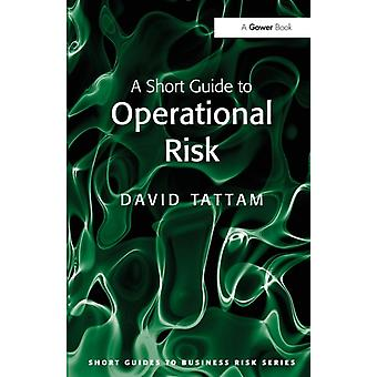 A Short Guide to Operational Risk (Short Guides to Business Risk) (Paperback) by Tattam David