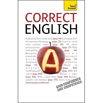 Correct English: Teach Yourself (Paperback) by Phythian B.A.