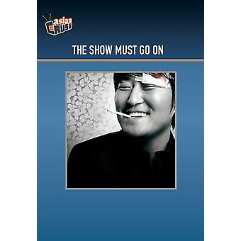 Show Must Go on [DVD] USA import