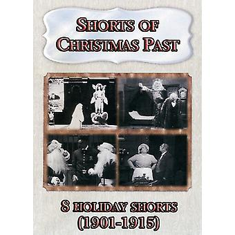 Shorts of Christmas Past (1901-1915) [DVD] USA import
