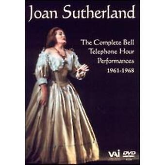 Joan Sutherland - Joan Sutherland: Complete Bell Telephone Hour P [DVD] USA import