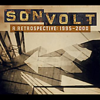 Son Volt - import USA retrospektywnego 1995-2000 [CD]