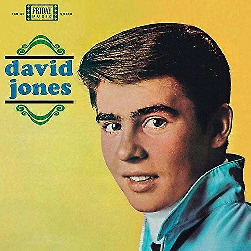Slow Juicer David Jones : Jones, Davy / Monkees - David Jones [vinyl] USA import ...
