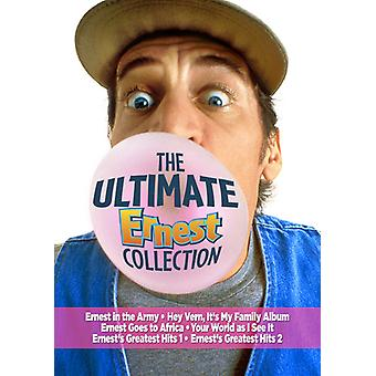 Ultimate Ernest Collection [DVD] USA import