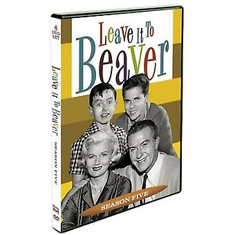 Leave It to Beaver: Season 5 [DVD] USA import