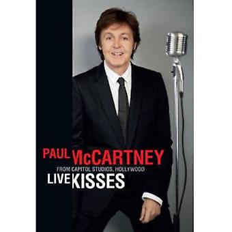Paul McCartney - importation USA Paul McCartney-Live Kisses [DVD]
