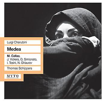Cherubini / Schippers / Orch E Coro Del Teatro - Medea [CD] USA import
