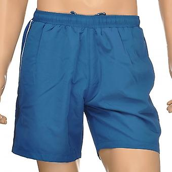 HUGO BOSS Seabream Swim Shorts, Petrol Blue, Small