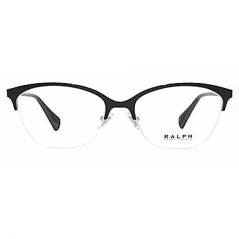 Ralph By Ralph Lauren RA6044 Glasses In Black On Silver