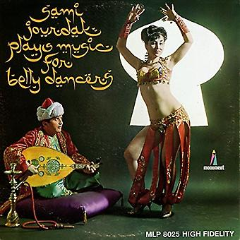 Sami Jourdak - Plays Music for Belly Dancers [CD] USA import
