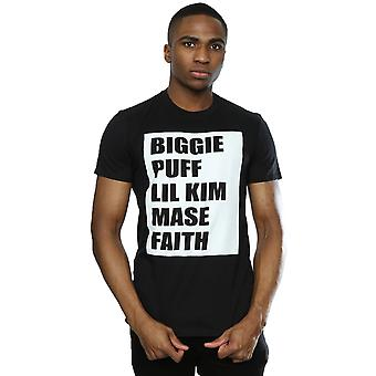 Notorious BIG mænds Biggie Puff Lil Kim T-Shirt