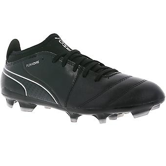 PUMA one 17.3 FG shoes men's shoes black 104074 04