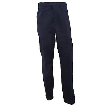 RTY Workwear Mens Pleated Trousers