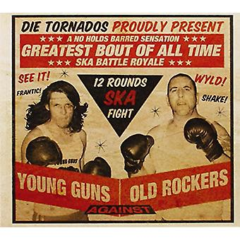 Tornados - Young Guns Against Old Rockers [CD] USA import