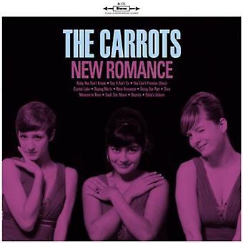 Gulerødder - nye Romance [CD] USA importerer