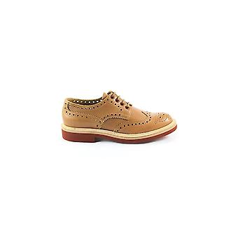 CHURCH'S HATTIE LEATHER LACE UP