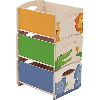 Haba-Stack casse Zoo