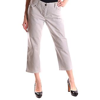 La Martina ladies MCBI178004O grey cotton pants